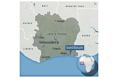 Several deadin Ivory Coastbeach attack