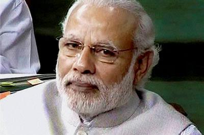 Narendra Modi resorts to usualmock & preach tactics