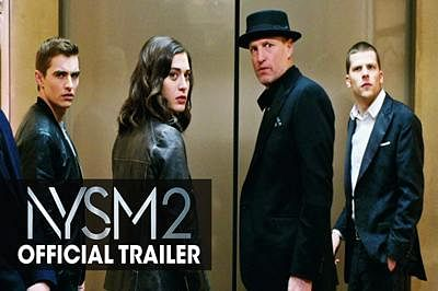 Daniel Radcliffe's 'Now You See Me 2' trailer out