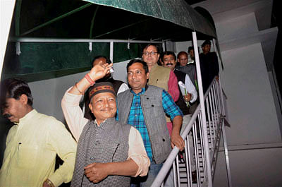 No SC relief for disqualified Uttarakhand rebel Congress MLAs