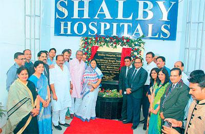 Mayor inaugurates Shalby Hospital