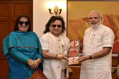 """Bappi Lahiri's """"Slumstars of India"""" gets released by Prime Ministers of three different countries"""