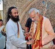 'Cultural Czar' BJP now using soft approach