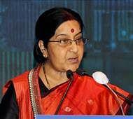 Sushma Swaraj remains under observation of doctors