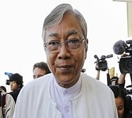 Myanmar presidential poll on Tuesday