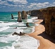 Five new 'Drowned Apostles' discovered in Australia