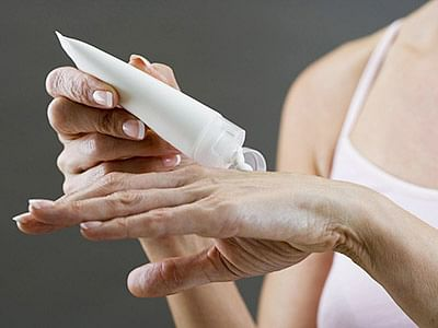 Ointment with plant extracts  to help combat skin cancer