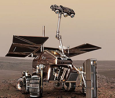 New ExoMars mission to find alien life on way to Red Planet