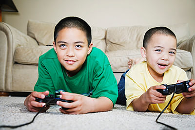 Video games may have positive effects on kids