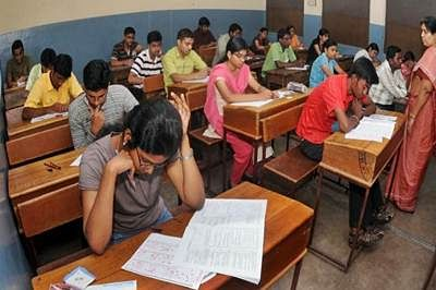 Get quarantined in college and appear for exam: Students told