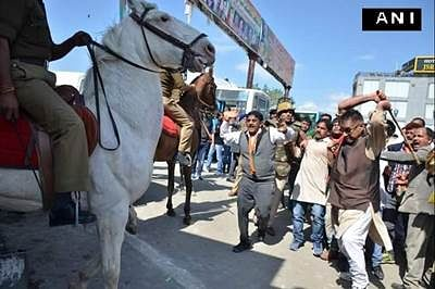 'Shaktimaan' assaulter Ganesh Joshi arrested