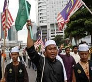 Only Muslim lawyers in Malaysian Sharia courts