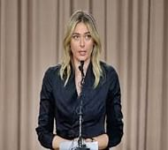 Sponsors suspend ties with Sharapova after failed drug test