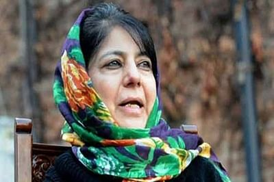 Will never accept new conditions by PDP: BJP