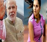 Modi, Sania among Time probables for most influential people