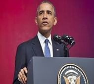 Obama embarks on visit to Saudi Arabia, UK, Germany
