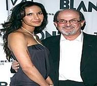 For Salman Rushdie, ex-Padma Lakshmi was 'bad investment'