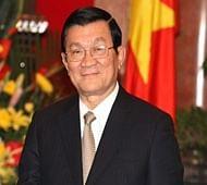 Vietnamese president relieved from duty Hanoi