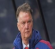 Manchester United fire manager Louis van Gaal