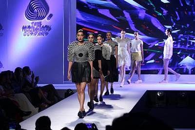 Lightweight Merino wool inspires The Woolmark Company's designer showcase