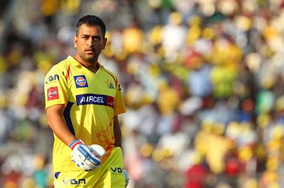 Playing without CSK jersey made me emotional: Dhoni
