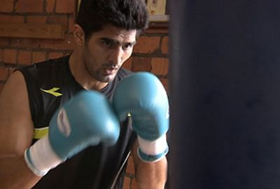 All set for next fight