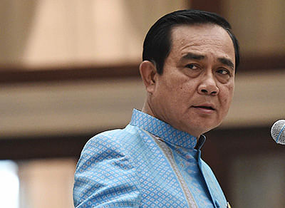 Thailand junta chief proclaimed 2nd-time prime minister