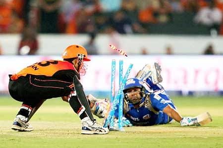 Mumbai Indian flip-flop again