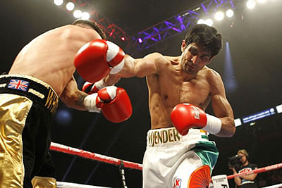 Royer doesn't look easy, says Vijender