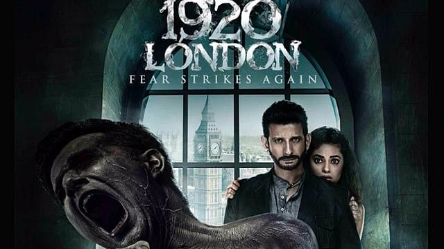 Movie Review: 1920 London – Unintelligible hocus-pocus love story