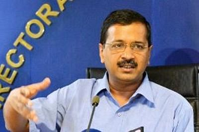 Kejriwal releases statehood draft bill, to meet PM