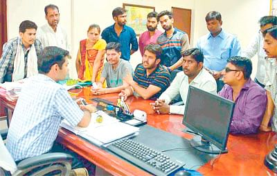 Commercial shop owners face ire of Kankeshwari devi