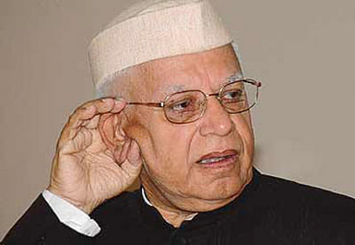 ND Tiwari dabbles in hill state's pol drama