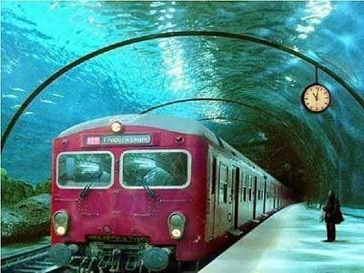 Mumbai-Ahmedabad bullet train to zoom under sea