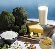 Dietary calcium may lower heart disease risk