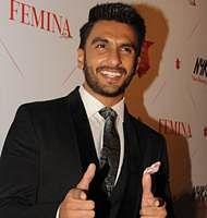 Ranveer Singh wins Superstar of the Year