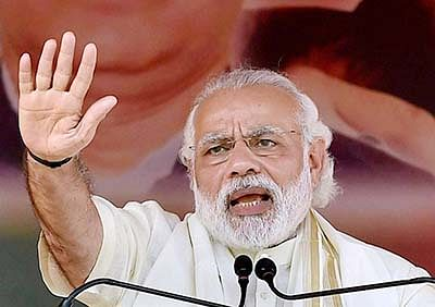 'Those rejected in elections, spreading lies and confusion': Narendra Modi hits out at opposition parties