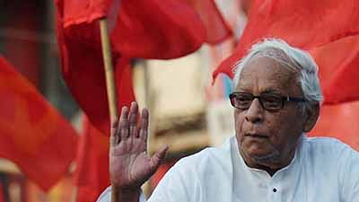 Former West Bengal Chief Minister and CPI-M stalwart Buddhadeb Bhattacharjee