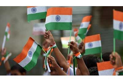 Congress Poser: Can RSS give up its prayer for Jana Gana Mana?