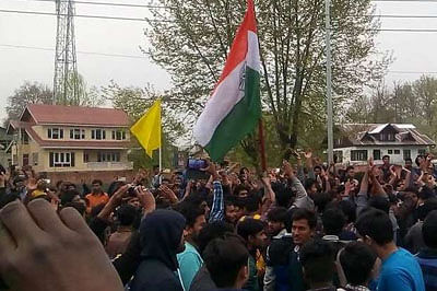 Another campus on boil: It is Srinagar NIT, now