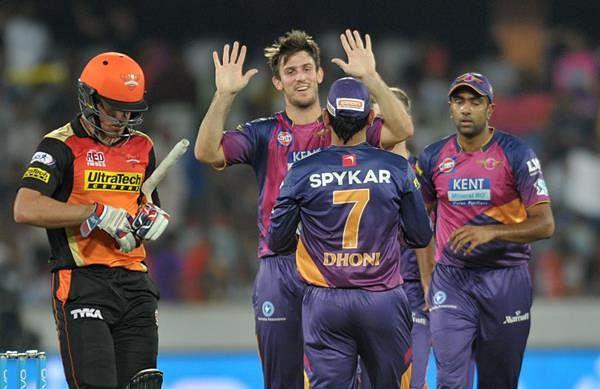 IPL 2016: Pune beat Hyderabad to end losing streak