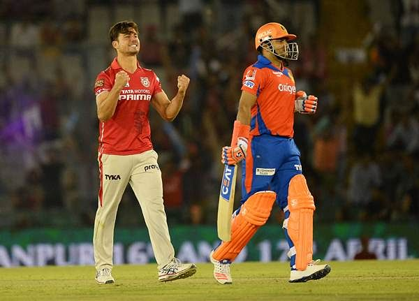 Kings XI's Stoinis joins growing list of Aussies returning from IPL