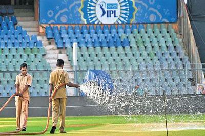 BCCI seeks refuge in sewage water for IPL 2016