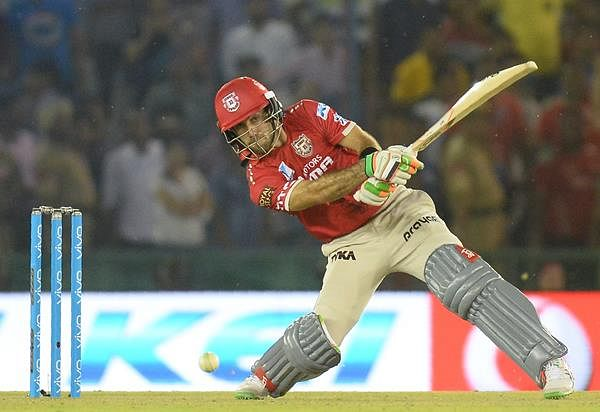 IPL 2016: Maxwell out of IPL