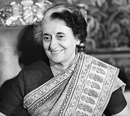 TIME Magazine names 100 historical 'women of the year', inlcuding Indira Gandhi