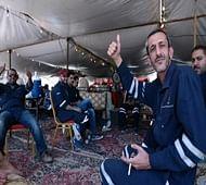 Kuwait oil workers call off strike, return to work