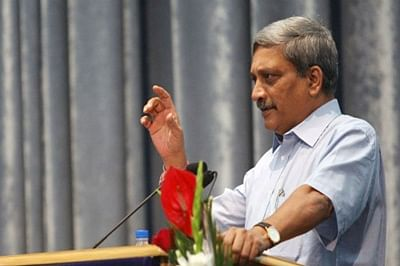 India attaches highest priority to ties with China: Parrikar