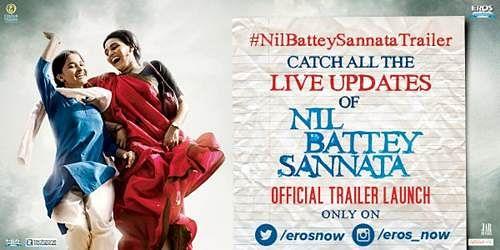 'Nil Battey Sannata' going well at box office
