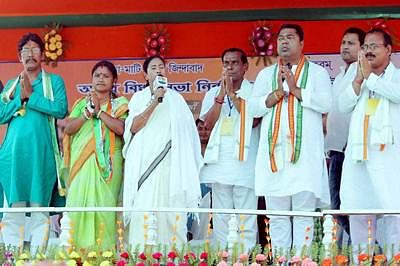 TMC wins no-confidence motion, BJP loses control over their only civic body in West Bengal