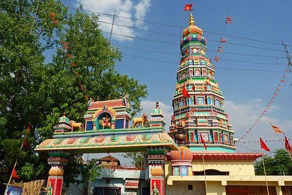 Santoshi Maa temple